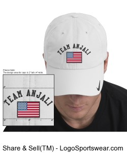 NIKE TEAM ANJALI CAP Design Zoom